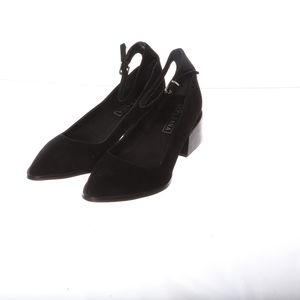 Sol Sana Black Heels Womens 9